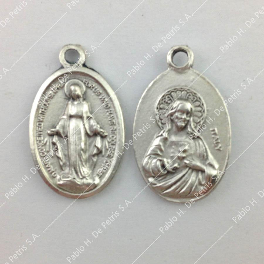Medalla Milagrosa - Jesús