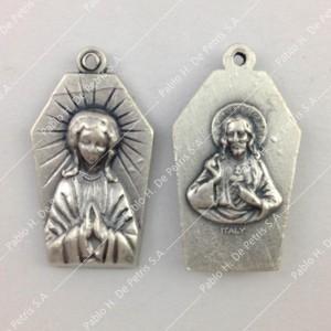 Medalla Virgen María - Sgdo. Corazón