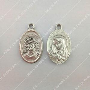 Medalla Ecce Homo - Dolorosa