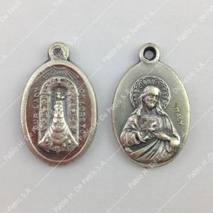 Medalla Virgen de Loreto - Jesús