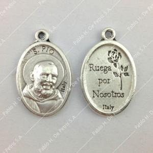 Medalla Padre Pio