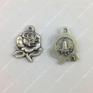 Medalla Virgen de Fátima