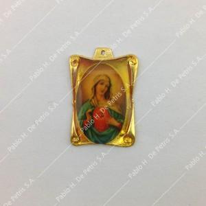 Medalla Virgen María