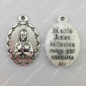 3131. Medalla Rosa Mistica