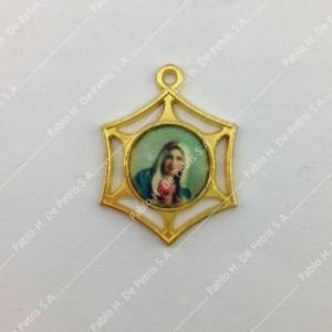 Medalla Inmaculado Corazón de María