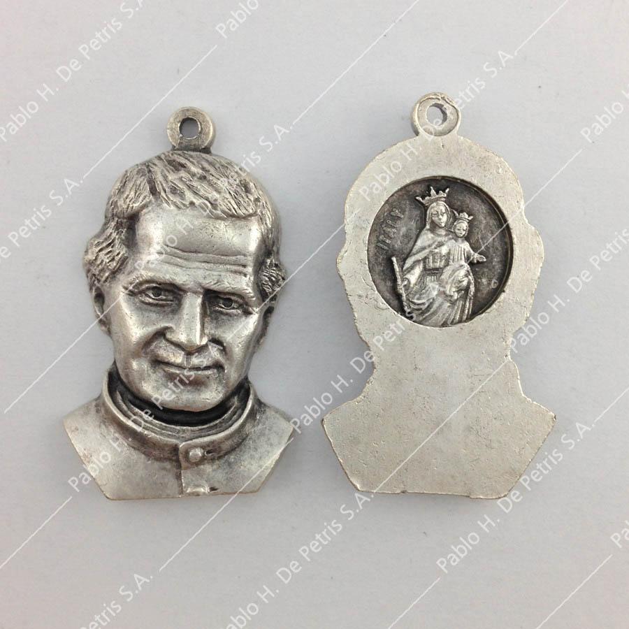 Medalla Auxiliadora Don Bosco