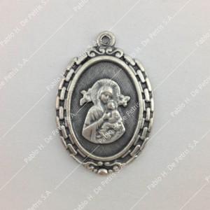 Medalla Virgen del Perpetuo Socorro