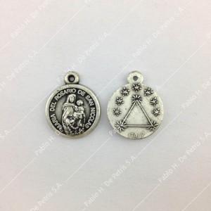 Medalla Virgen del Rosario de San Nicolás