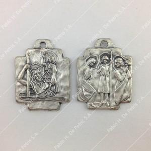 Medalla San Cristóbal - Sagrada Familia