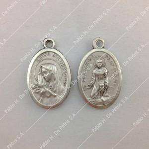 Medalla Virgen Dolorosa