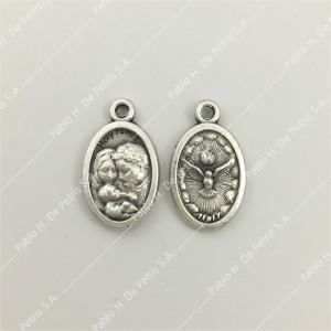 3916 - Medalla Espíritu Santo - Sagrada Familia