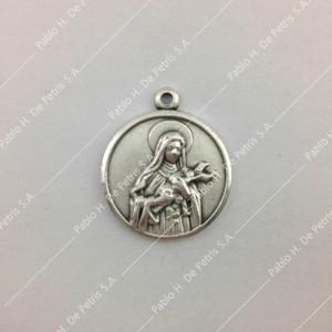 Medalla Santa Teresita