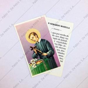 Estampa San Gerardo Maiella