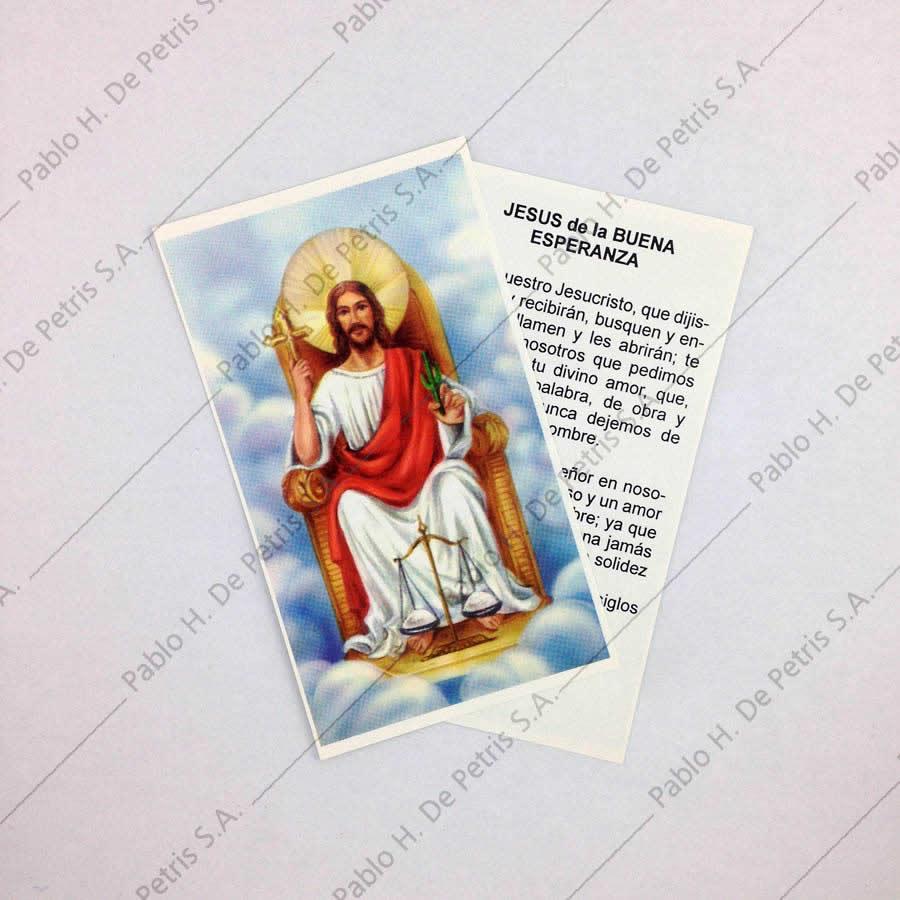 Estampa Jesús de la Buena Esperanza