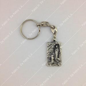 L3531 - Llavero Virgen de Lourdes
