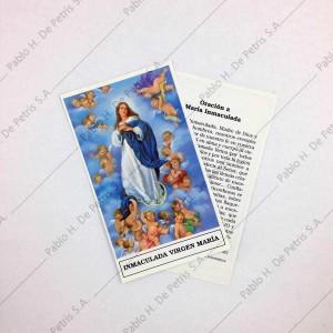 Estampa María Inmaculada
