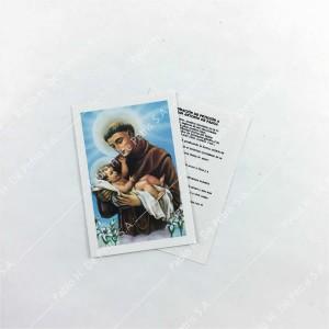 0804 - 1/2 Estampa Antonio de Padua