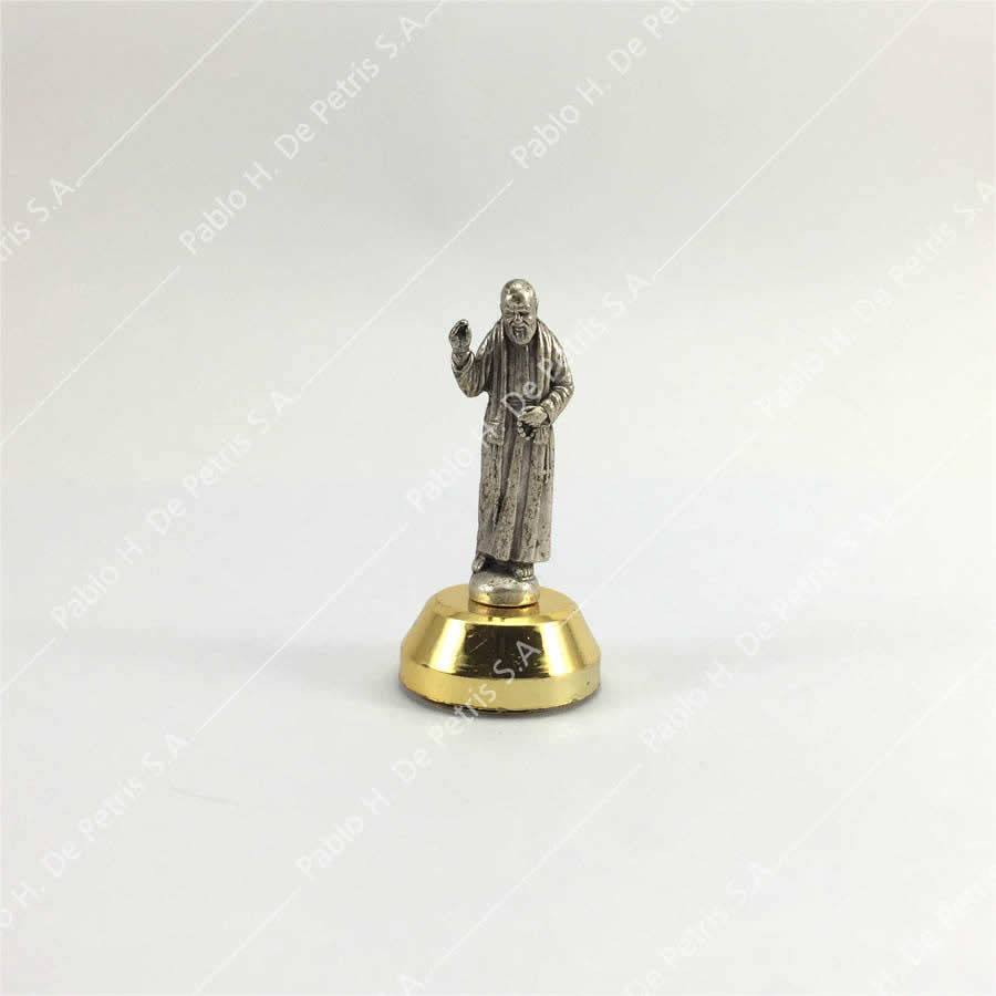 3991 padre pio adorno pablo h de petris s a art culos religiosos - Adorno autoadhesivo ...
