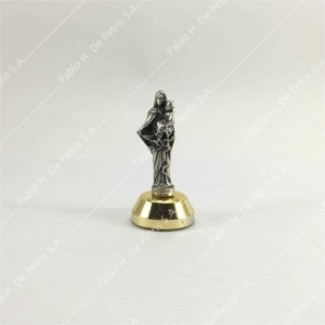 3991-Virgen del Rosario de San Nicolás - Adorno