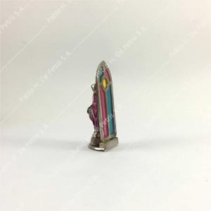 8100-Virgen de Lourdes - Adorno