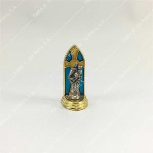 8111-Virgen del Rosario de San Nicolás - Adorno