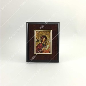 8365 - Adorno Virgen del Perpetuo Socorro