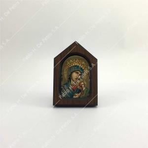 8385-1 - Adorno Virgen del Perpetuo Socorro