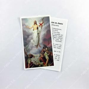 Estampa Resurreción de Jesús