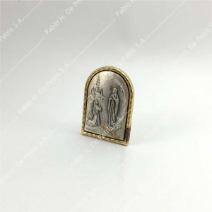 SC1230D-Virgen de Lourdes - Adorno