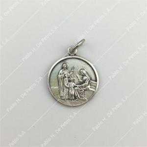 3687 - Medalla Sagrada Familia