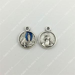3750- Medalla Virgen de Lourdes - Bernardita