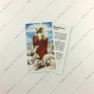 Estampa Jesús Buen Pastor