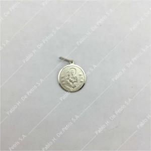 0431-San Cayetano - Medalla de Plata