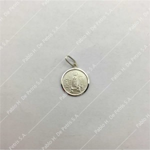 0431-Virgen de Fátima - Medalla de Plata