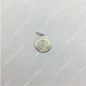 0431-Virgen de Guadalupe - Medalla de Plata