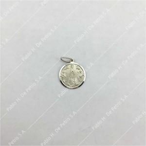 0431-Virgen de Itatí - Medalla de Plata