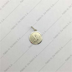 0431-San José - Medalla de Plata