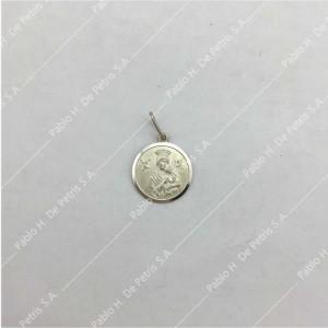 0431-Virgen del Perpetuo Socorro - Medalla de Plata