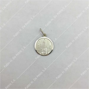 0432-Virgen de Fátima - Medalla de Plata
