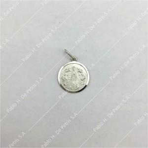 0432-Virgen de Itatí - Medalla de Plata