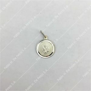 0432-San José - Medalla de Plata