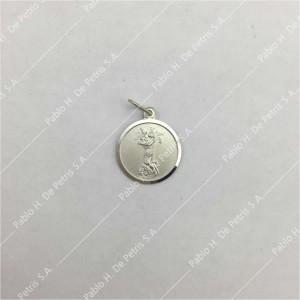 0432-San Pantaleón - Medalla de Plata
