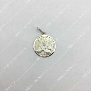 0433-Inmaculada Concepción - Medalla de Plata