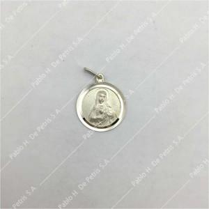 0433-Inmaculado Corazón - Medalla de Plata
