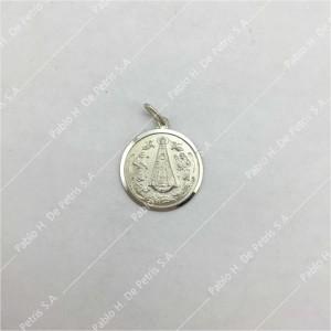 0433-Virgen de Itatí - Medalla de Plata