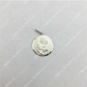 0433-San José - Medalla de Plata