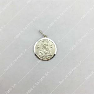 0433-Virgen del Perpetuo Socorro - Medalla de Plata