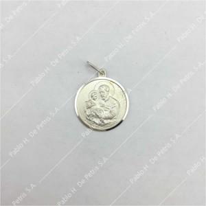 0434-San Cayetano - Medalla de Plata