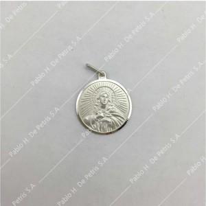 0434-Inmaculada Concepción Mod.1 - Medalla de Plata