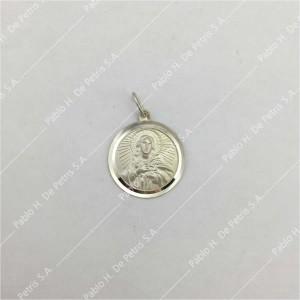 0434-Inmaculada Concepción Mod.2 - Medalla de Plata